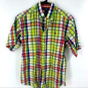 Ralph Lauren button Down Shirt Youth